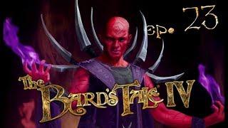 Zagrajmy w The Bard's Tale IV: Barrows Deep PL #23 - Las Fichti