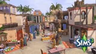The Sims 3 - World Adventures (Official Trailer)