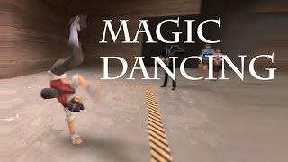 magic dancing SFM