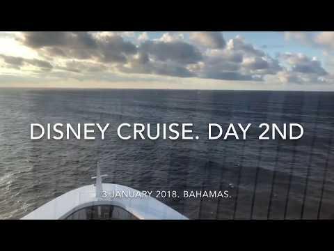 "Disney ""Dream ""Cruise 2018 Bahamas. Day 2nd. Nassau. January 3. Concierge room."