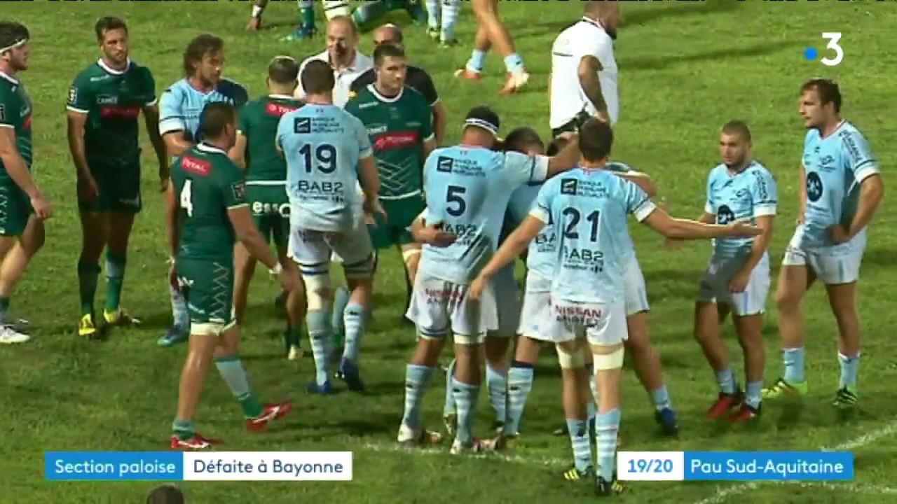 hymne aviron bayonnais rugby