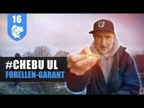 UL: Die CHEBU erobert den FORELLENTEICH