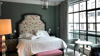The Whitby Hotel In Midtown Manhattan - A Video Tour Of One Of New York's Best Hotels