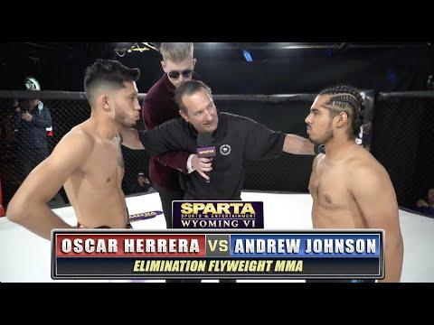 Sparta WY6 Oscar Herrera v Andrew Johnson