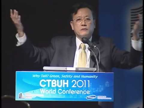 """CTBUH 2011 Seoul Conference - Dennis Poon, """"The Challenges-"""""""