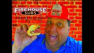 FIREHOUSE SUBS® NEW PASTRAMI REUBEN SANDWICH REVIEW!