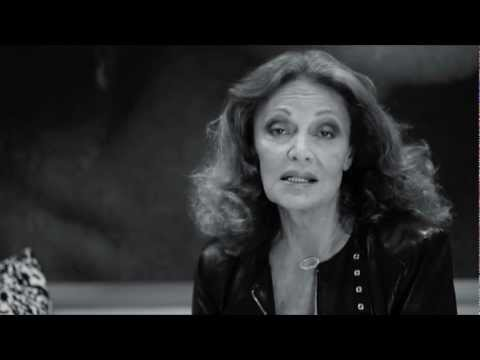 DVF PSA for Fashion for Sandy Relief