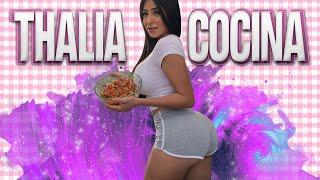 THALIA NOS COCINA | VIDEOLLAMADA CON CLIENTES