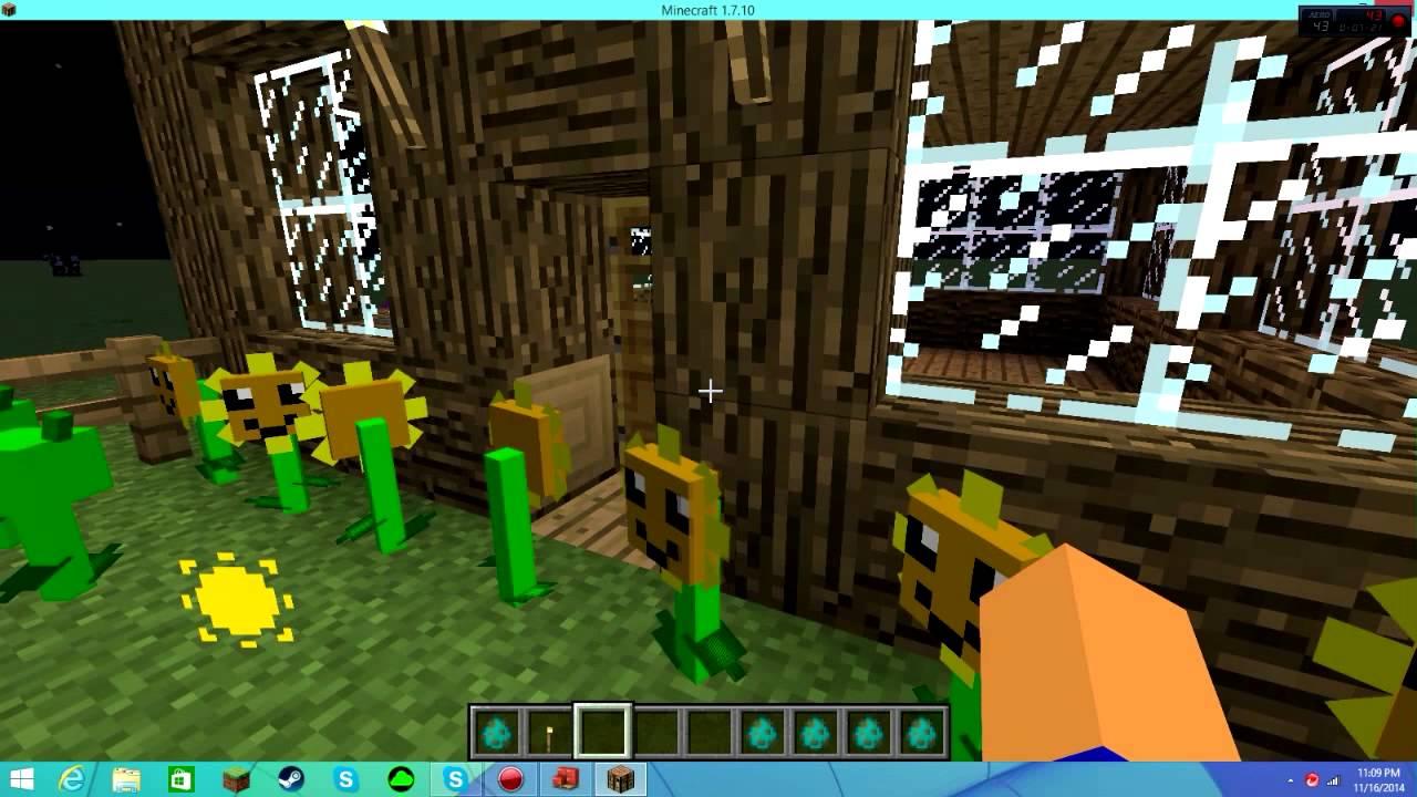 minecraft 1.7.10 mods skydaz