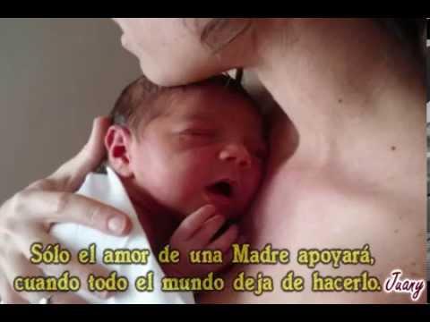 Solo El Amor De Una Madre Youtube