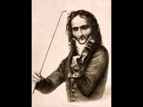 Ricardo Odnoposoff plays Paganini Violin Concerto No.2 part 1 of 2
