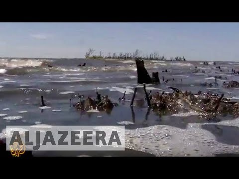 Locals continue to feel effects of BP spill