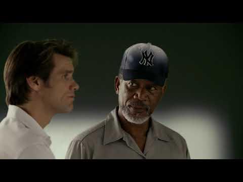 Movie [Bruce Almighty] - Bruce embarrasses Evan (scene