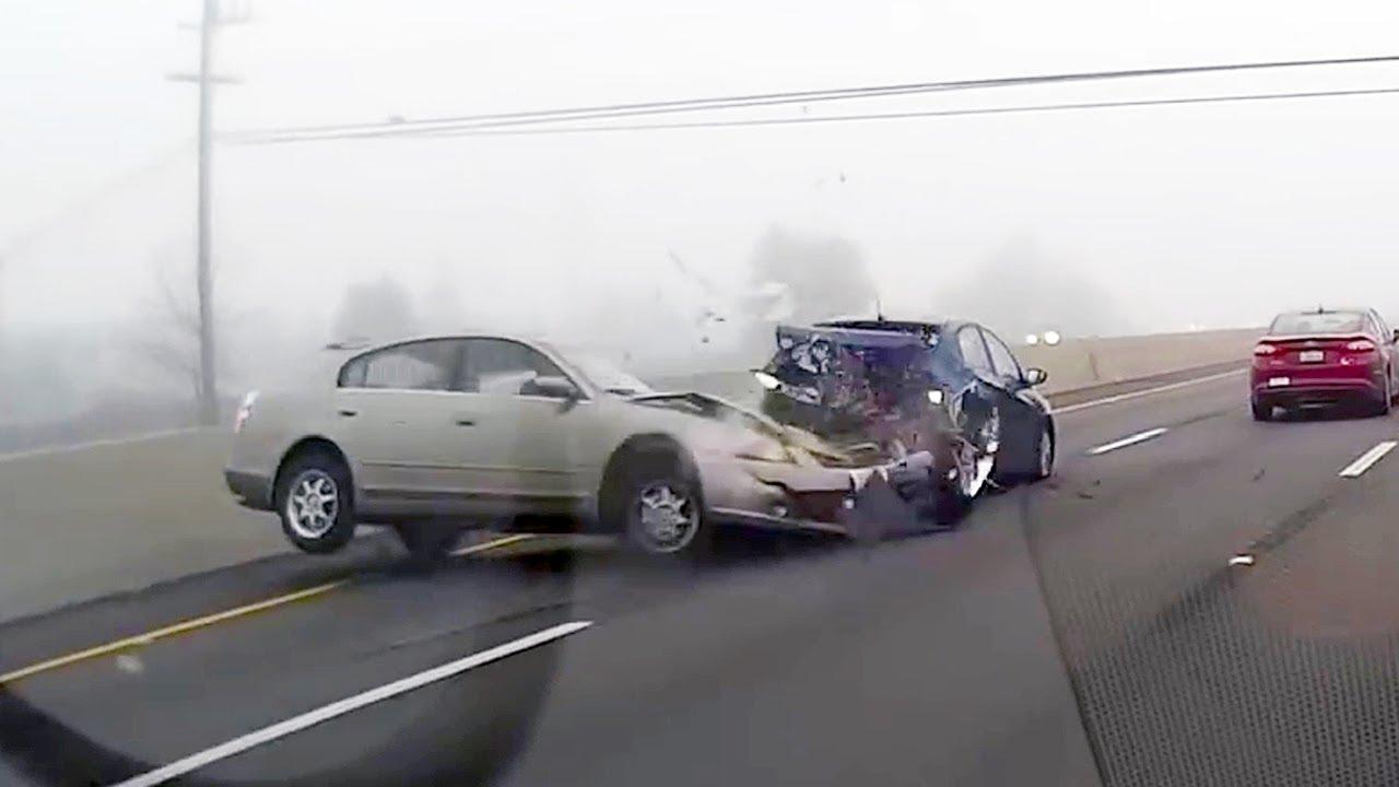 Download Craziest Car Crash Compilation - Terrible Driving Fails [USA, CANADA, UK & MORE]