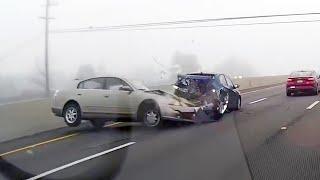 Craziest Car Crash Compilation - Terrible Driving Fails [USA, CANADA, UK & MORE]