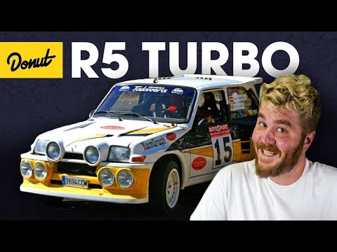 RENAULT 5 TURBO - Everything You Need to Know | Up to Speed