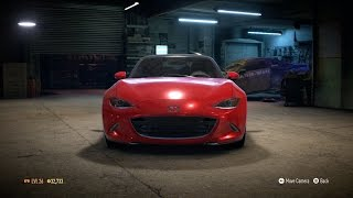 Need For Speed 2015 - Mazda MX-5 2015 - Test Drive Gameplay (XboxONE HD) [1080p60FPS]
