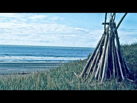 Hooper Bay, Alaska 1968 Home Film