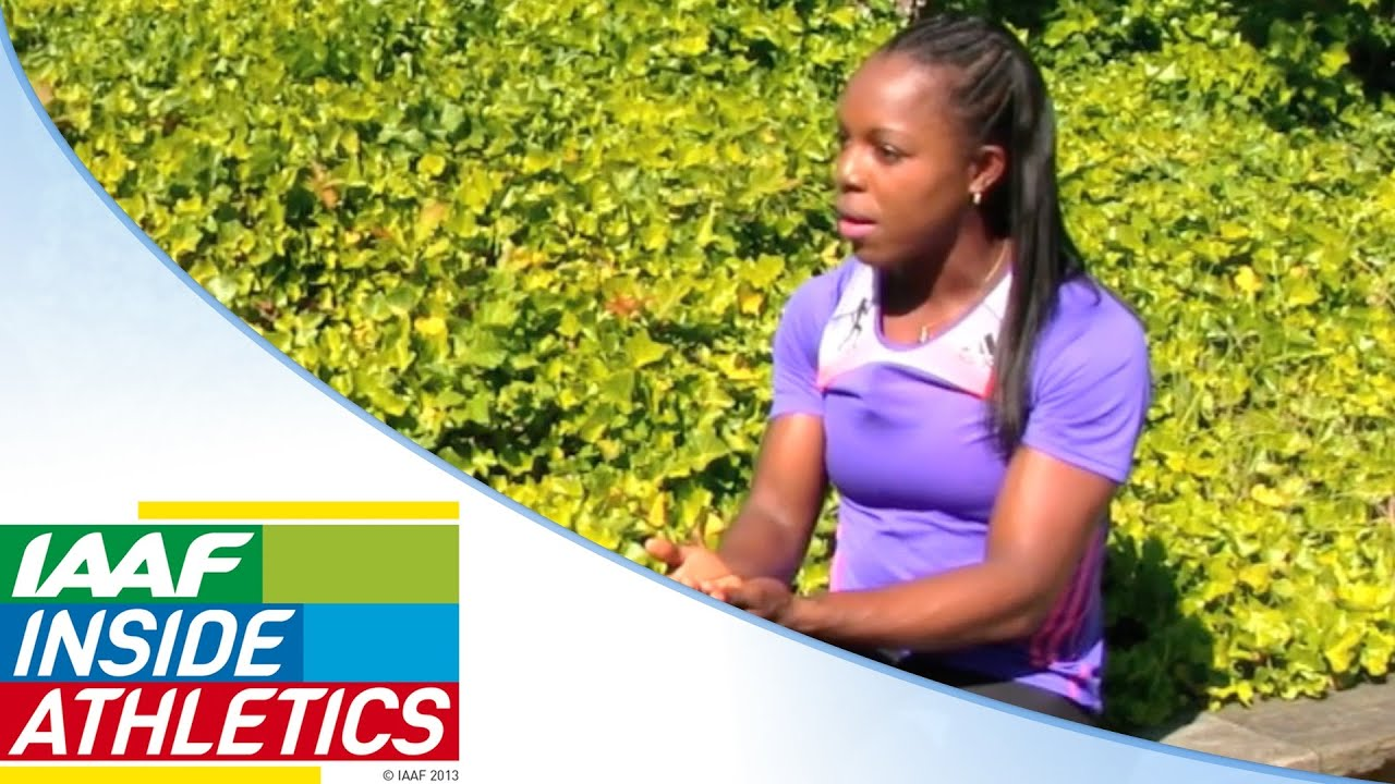 Veronica Campbell Brown 2015