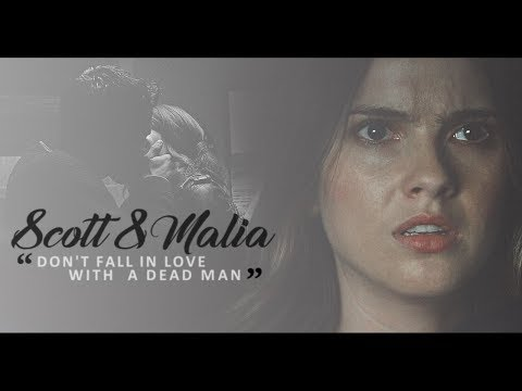 Scott & Malia | Don't fall in love with a dead man (6x17)