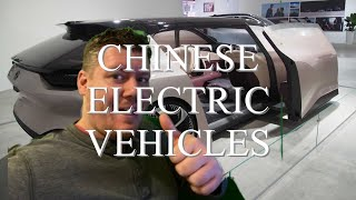 Chinese Electric Vehicle Stocks BYD NIO FAW Great Wall GEELY