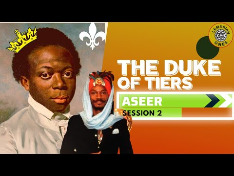 Aseer The Duke of Tiers | Live Session + Q&A with the People