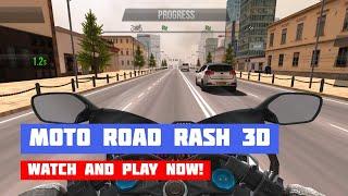 Moto Road Rash 3D · Game · Gameplay