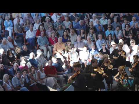 Joshua Bell and the Academy of St Martin in the Fields Piazzolla/Vivaldi Four Seasons Mashup