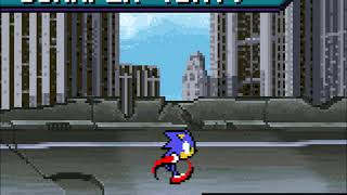 Sonic Unleashed - Skyscraper Scamper Day(Famitracker 8 Bit 2A03 Remix)