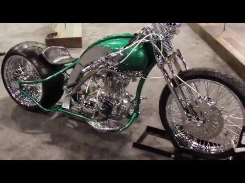 2016 Progressive International Motorcycle Shows Chicago