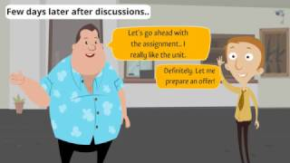[How Does Assignment Sale Work?] EP 2 - by Ringo Tsang.