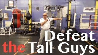 3 Tips for Beating a Taller Boxer - 90 Second Boxing Tips