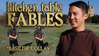 Kitchen Table Fables - Basilisk Collar (A Magic: the Gathering Tale)