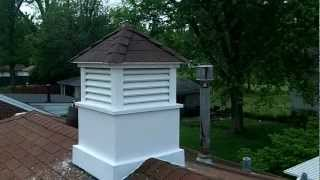 New Cupola! How To Install