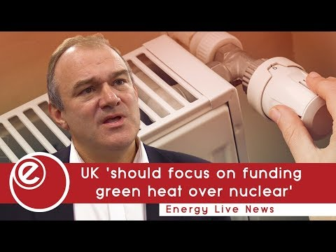 UK 'should focus on funding green heat over nuclear'