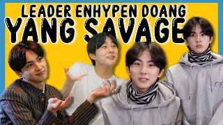 Download lagu SEBERAPA SAVAGE LEADER ENHYPEN INI? || JUNGWON