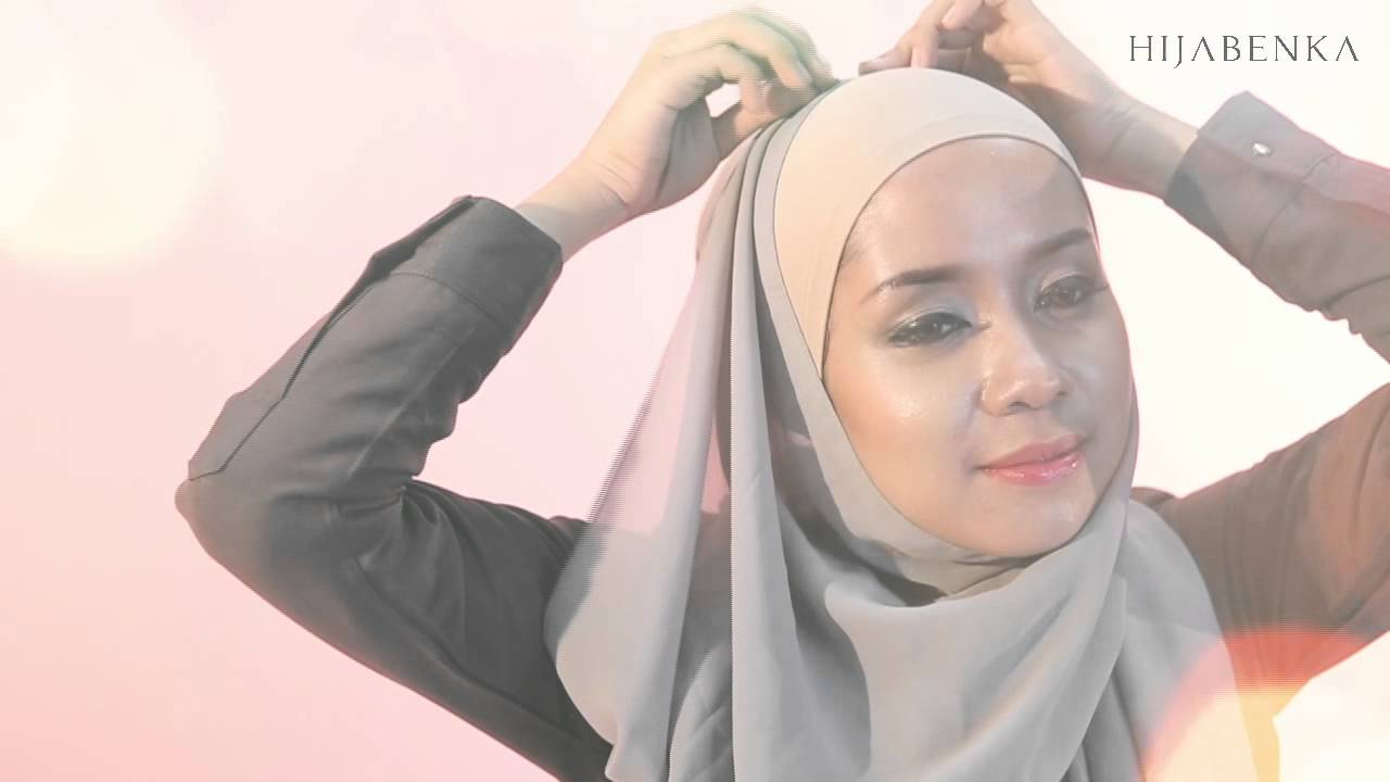 Tutorial Favorite Hijab By Hijabenkacom YouTube