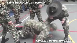 Sargento Instructor Líder (SIL) - Ejercito Nacional de Colombia