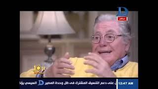 حسين فهمي يعترف : انا مش مكسوف من أن زوجتي خلعتني