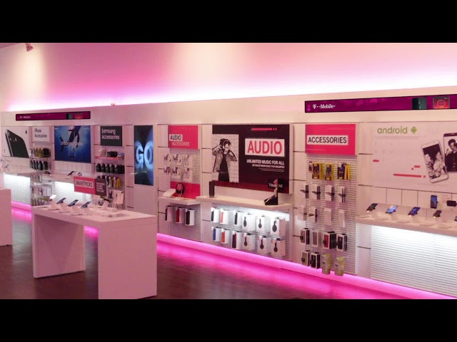 T-Mobile Showcase