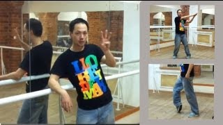 Обучающее видео по электрик буги (electric boogie dance tutorial)(Научиться электрик-буги в Москве: http://drakoni.ru/971.html Танец электрик буги включает в себя множество элементов,..., 2012-12-02T10:10:58.000Z)