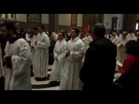 Consacrazione Diacono Francesco Alpi 1