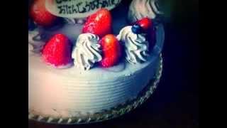 ひであきさん、お誕生日おめでとう。 Happy Birthday f509 マルハピ htt...