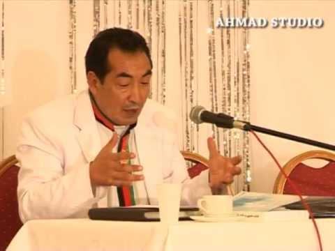 Dr. Ramazan Bashardost in Hamburg Germany 2012------Payame Afghan TV-----