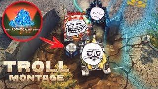 Tanki Online - Troll Montage (funny video) by Lyov #5