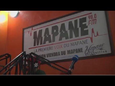 Gabon : une radio pour les quartiers pauvres