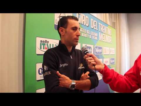 "Vincenzo Nibali: ""Trentino will be a great challenge"""
