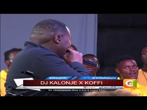 10 0VER 10 |DJ Kalonje and Koffi live