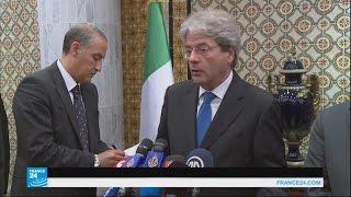 وزير الخارجية الإيطالي يدعو تونس إلى اجتماع أوروبي لدعم الاستقرار في ليبيا