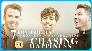 Jonas Brothers' Chasing Happiness Documentary: 7 Biggest Bombshells